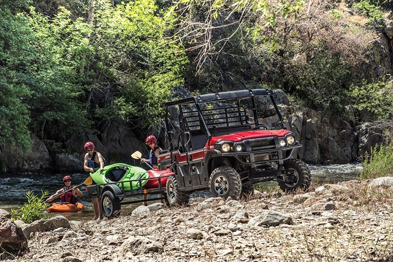 2018 Kawasaki Mule PRO-FXT EPS LE in Moon Twp, Pennsylvania - Photo 8