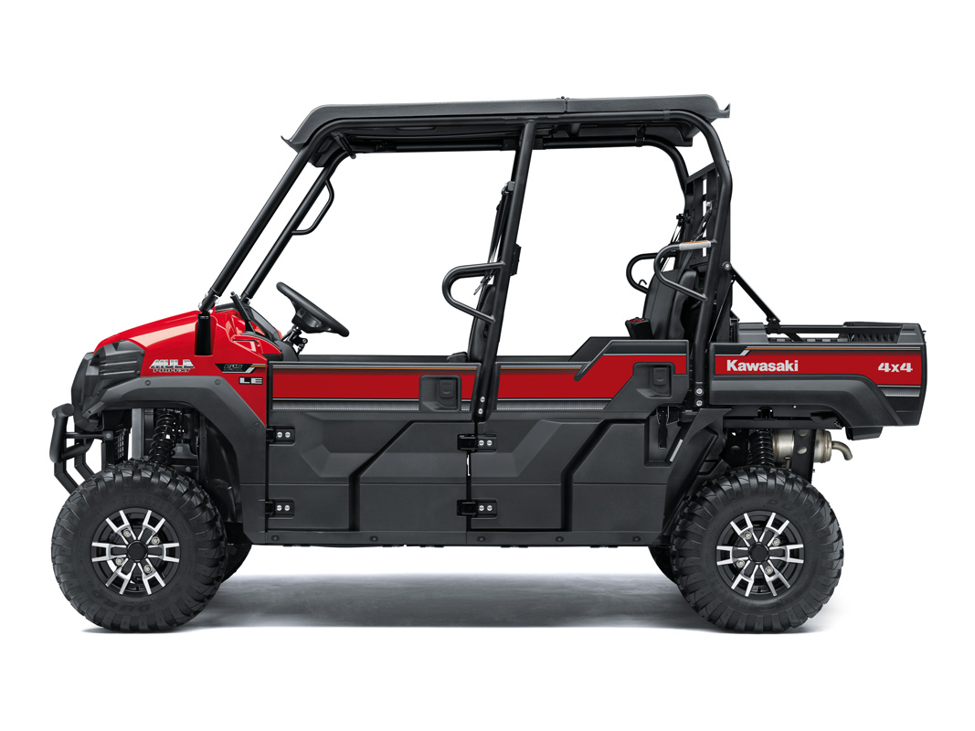 2018 Kawasaki Mule PRO-FXT EPS LE in Dearborn Heights, Michigan