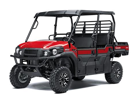 2018 Kawasaki Mule PRO-FXT EPS LE in Fairfield, Illinois