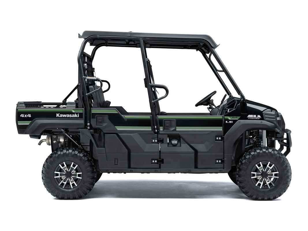 2018 Kawasaki Mule PRO-FXT EPS LE in Norfolk, Virginia