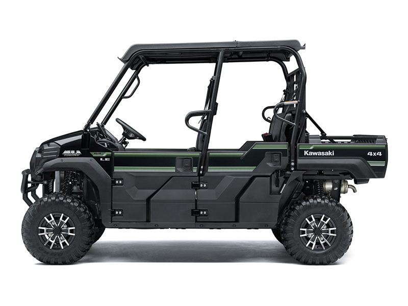 2018 Kawasaki Mule PRO-FXT EPS LE in Paw Paw, Michigan