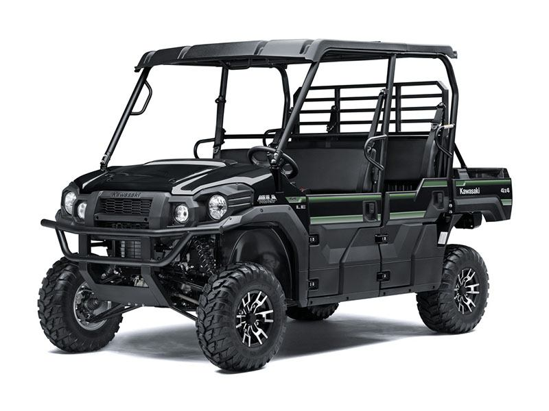 2018 Kawasaki Mule PRO-FXT EPS LE in San Jose, California