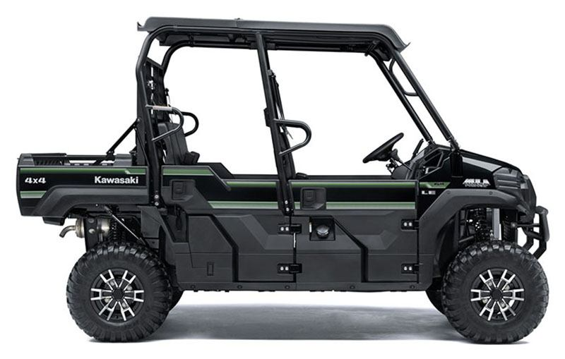 2018 Kawasaki Mule PRO-FXT EPS LE in Albuquerque, New Mexico