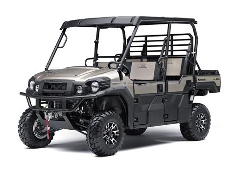 2018 Kawasaki Mule PRO-FXT RANCH EDITION in Prairie Du Chien, Wisconsin