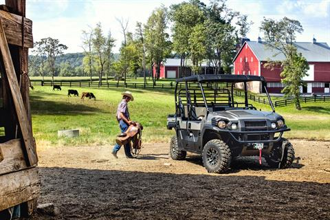 2018 Kawasaki Mule PRO-FXT RANCH EDITION in Pendleton, New York