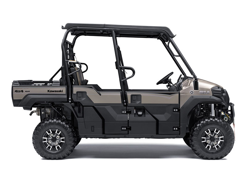 2018 Kawasaki Mule PRO-FXT RANCH EDITION in Brunswick, Georgia