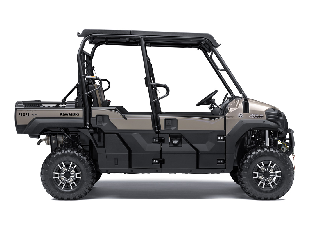 2018 Kawasaki Mule PRO-FXT RANCH EDITION in Highland, Illinois