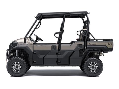2018 Kawasaki Mule PRO-FXT RANCH EDITION in Mount Vernon, Ohio