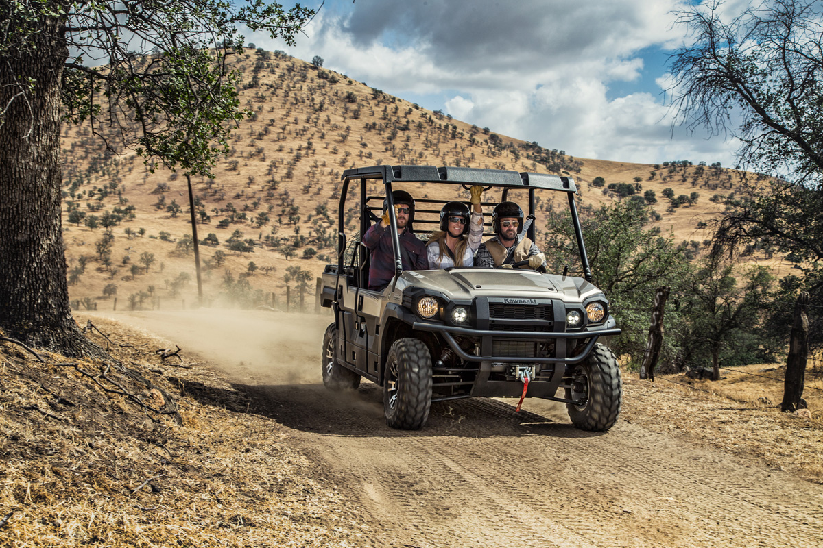 2018 Kawasaki Mule PRO-FXT RANCH EDITION in Salinas, California