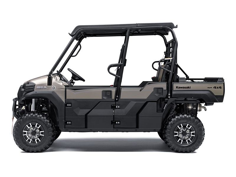 2018 Kawasaki Mule PRO-FXT RANCH EDITION in Lebanon, Maine