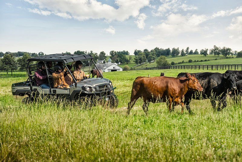 2018 Kawasaki Mule PRO-FXT RANCH EDITION in Marlboro, New York - Photo 7