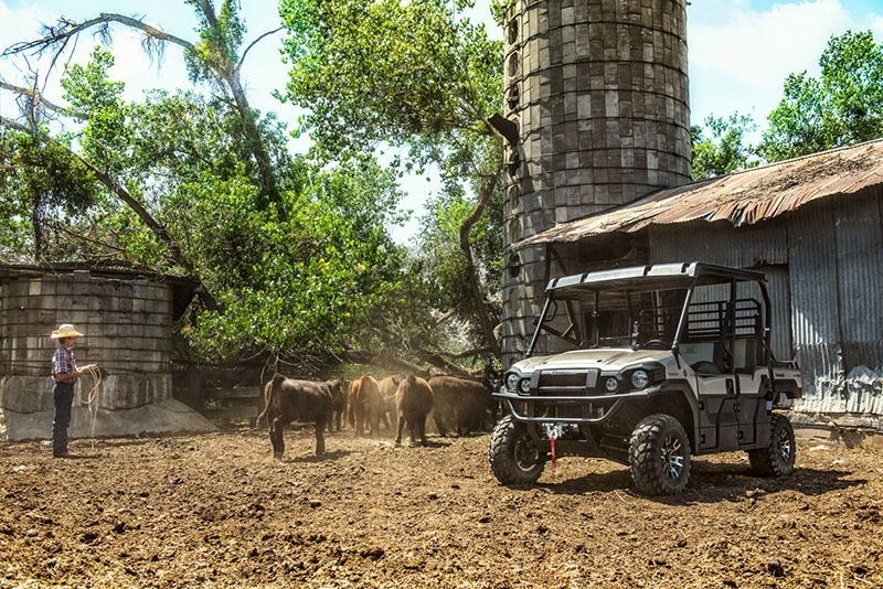 2018 Kawasaki Mule PRO-FXT RANCH EDITION in Yuba City, California