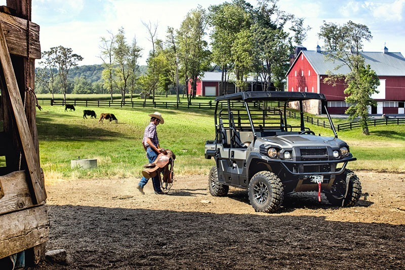 2018 Kawasaki Mule PRO-FXT RANCH EDITION in Paw Paw, Michigan