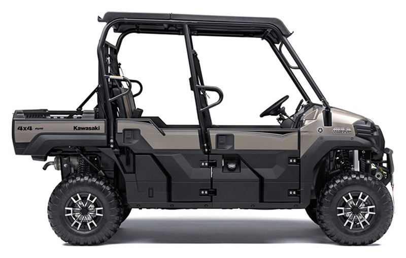 2018 Kawasaki Mule PRO-FXT RANCH EDITION in Harrisburg, Illinois