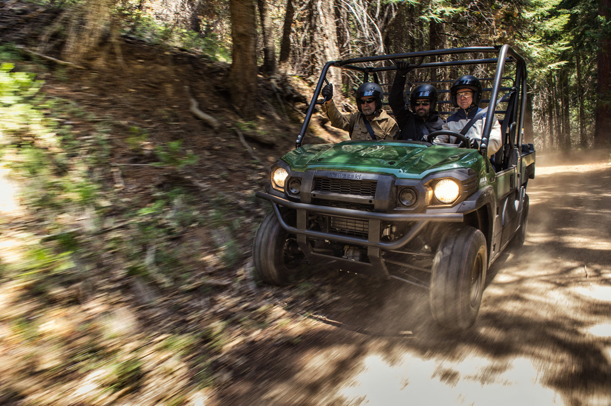 2018 Kawasaki Mule PRO-FX EPS in Hollister, California