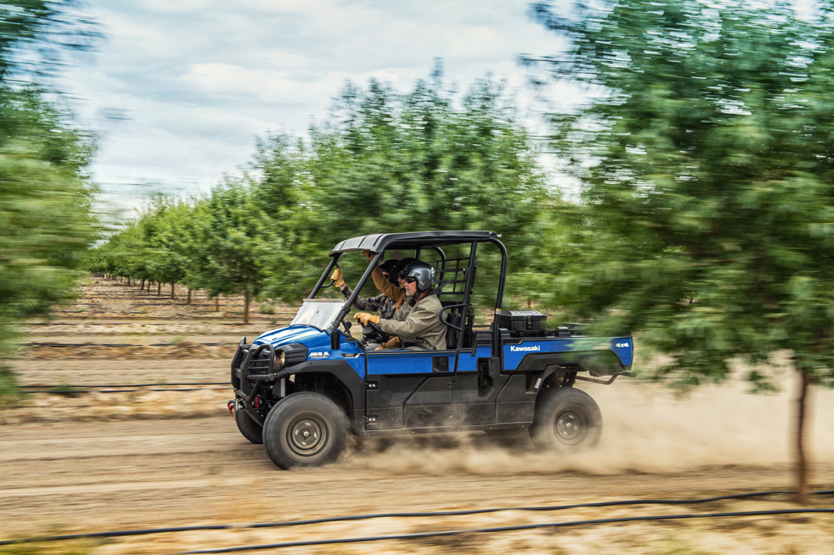2018 Kawasaki Mule PRO-FX EPS in Greenwood Village, Colorado