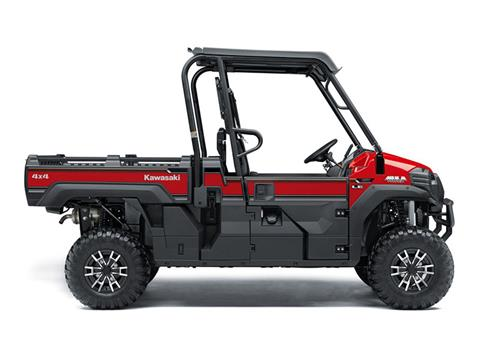 2018 Kawasaki Mule PRO-FX EPS LE in Fairfield, Illinois