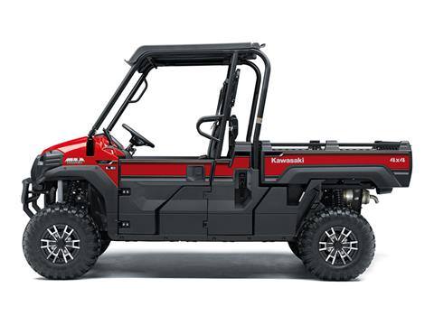 2018 Kawasaki Mule PRO-FX EPS LE in Littleton, New Hampshire