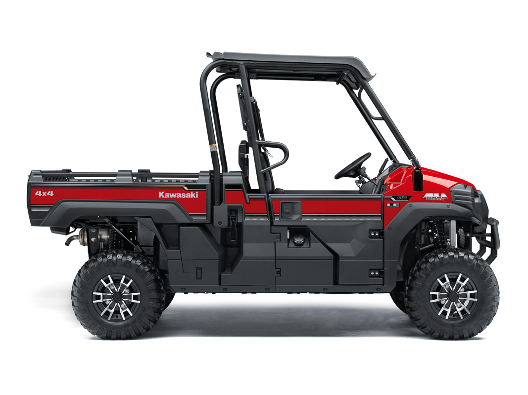 2018 Kawasaki Mule PRO-FX EPS LE in Romney, West Virginia