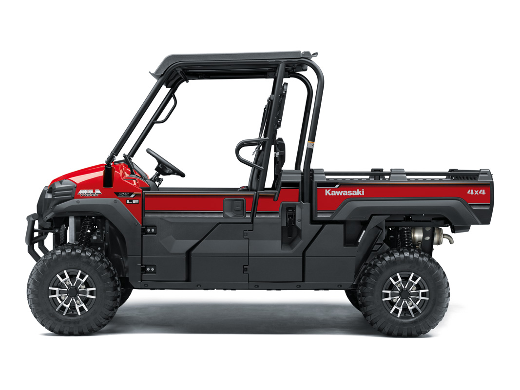2018 Kawasaki Mule PRO-FX EPS LE in Dubuque, Iowa