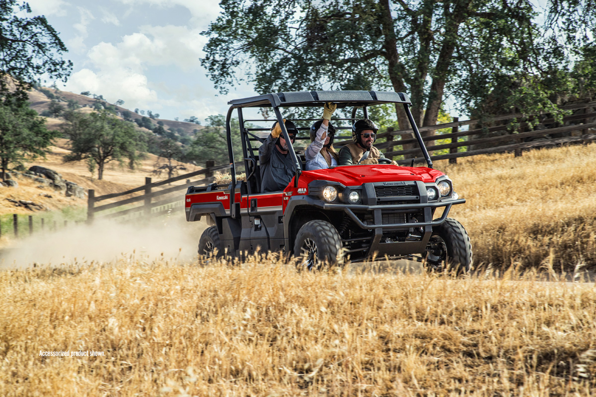 2018 Kawasaki Mule PRO-FX EPS LE in Bellevue, Washington
