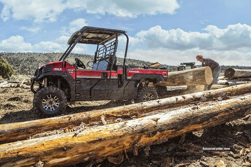 2018 Kawasaki Mule PRO-FX EPS LE in Chanute, Kansas
