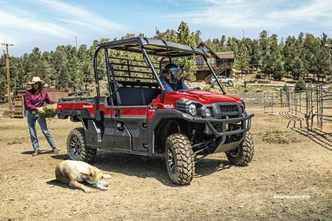 2018 Kawasaki Mule PRO-FX EPS LE in Gaylord, Michigan