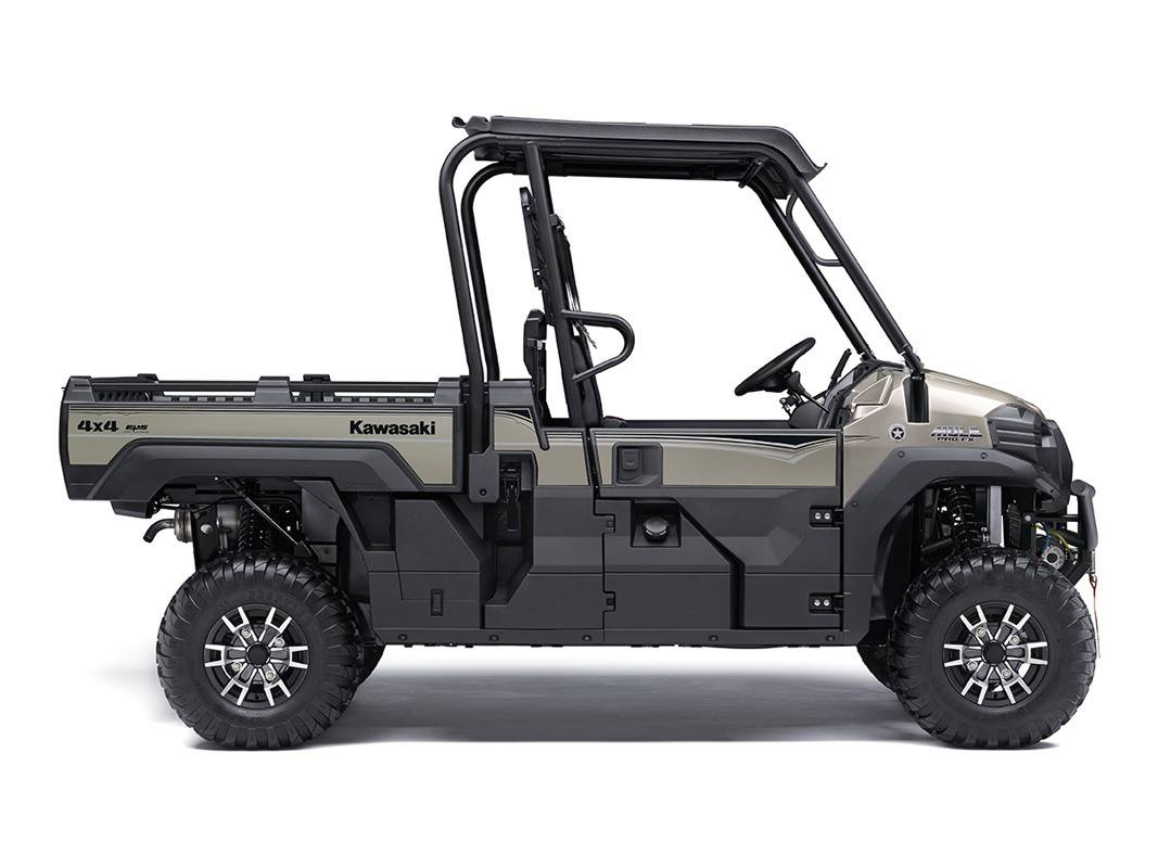 2018 Kawasaki Mule PRO-FX Ranch Edition in Petersburg, West Virginia