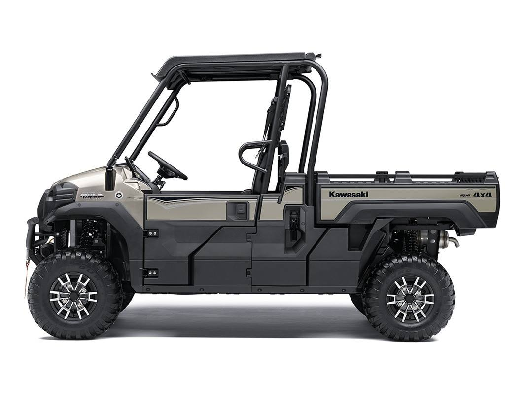 2018 Kawasaki Mule PRO-FX Ranch Edition in Oklahoma City, Oklahoma