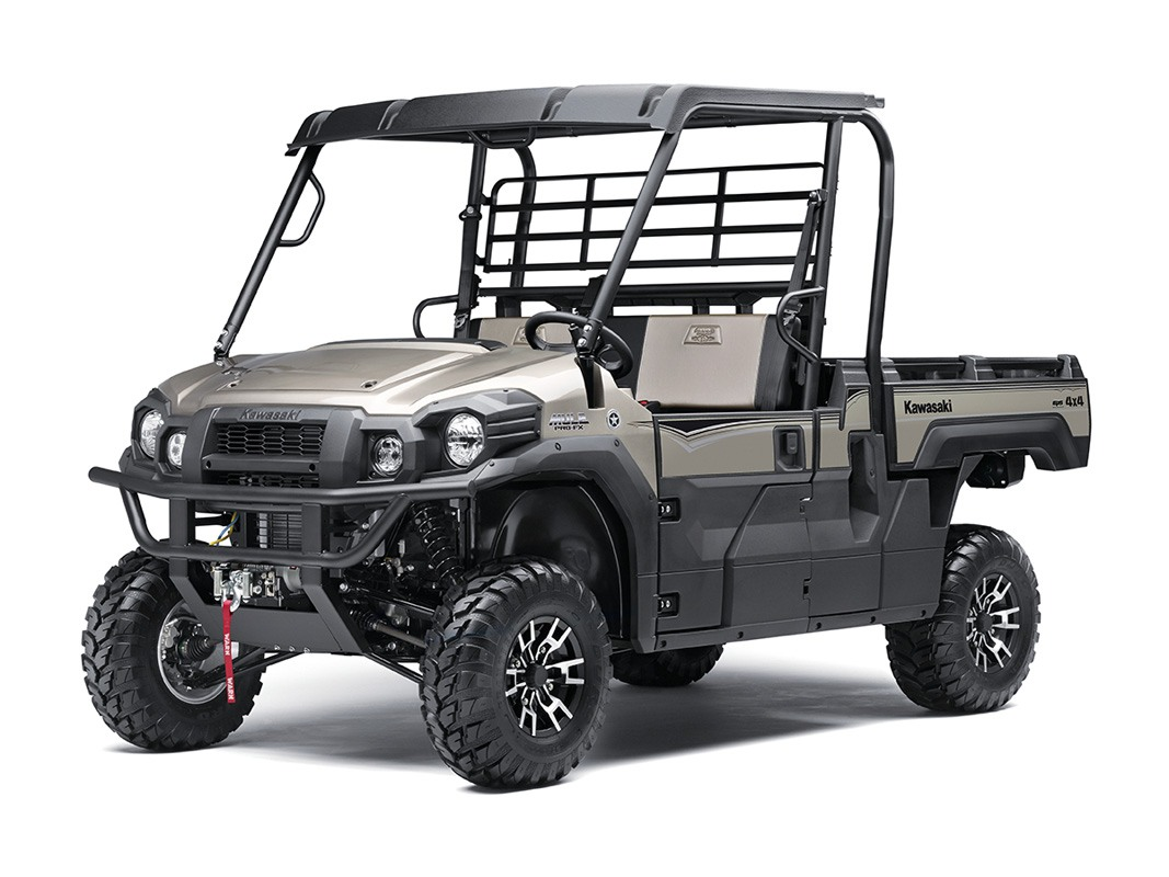 2018 Kawasaki Mule PRO-FX Ranch Edition in Dubuque, Iowa