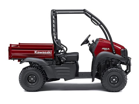 2018 Kawasaki Mule SX in Iowa City, Iowa