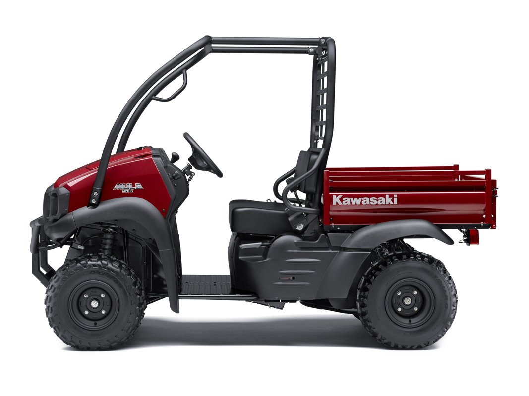 2018 Kawasaki Mule SX in Bellevue, Washington