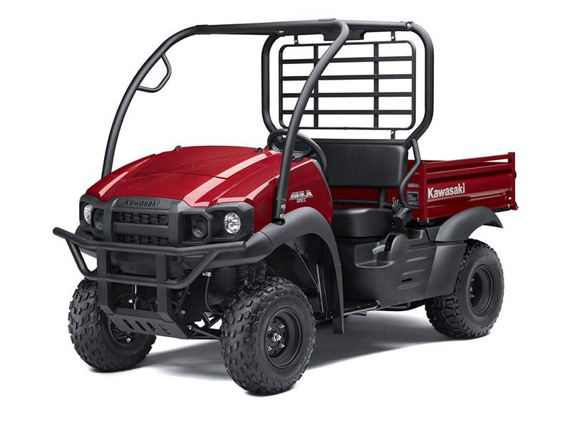 2018 Kawasaki Mule SX in Mount Vernon, Ohio