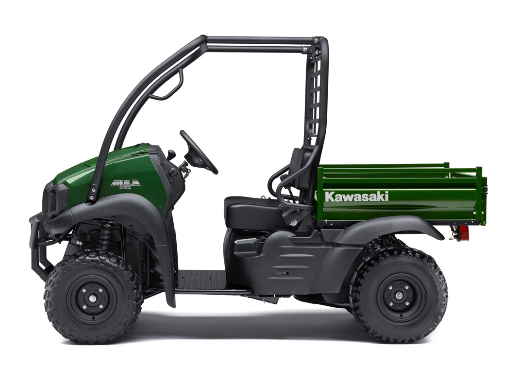 2018 Kawasaki Mule SX in Decorah, Iowa