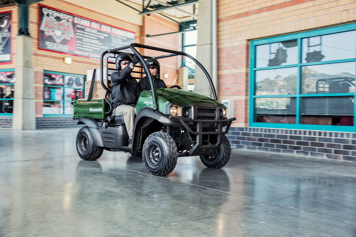 2018 Kawasaki Mule SX in Franklin, Ohio