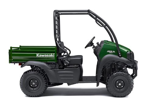 2018 Kawasaki Mule SX in Paw Paw, Michigan