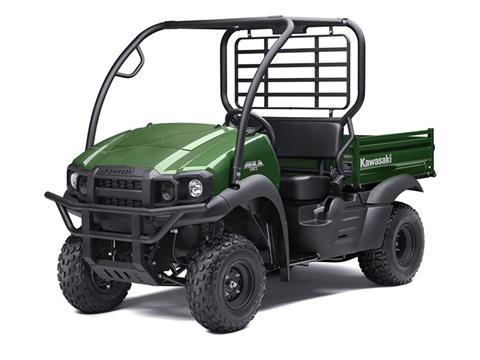 2018 Kawasaki Mule SX in La Marque, Texas - Photo 3
