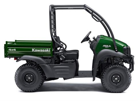 2018 Kawasaki Mule SX 4X4 in Asheville, North Carolina
