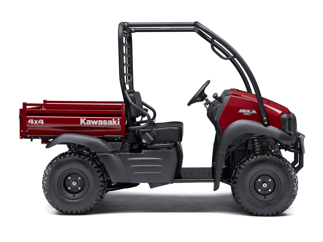 2018 Kawasaki Mule SX 4X4 in Hollister, California