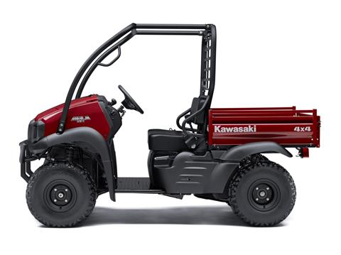 2018 Kawasaki Mule SX 4X4 in Albemarle, North Carolina