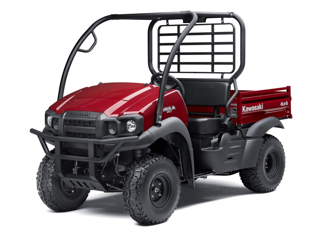 2018 Kawasaki Mule SX 4X4 in Highland, Illinois