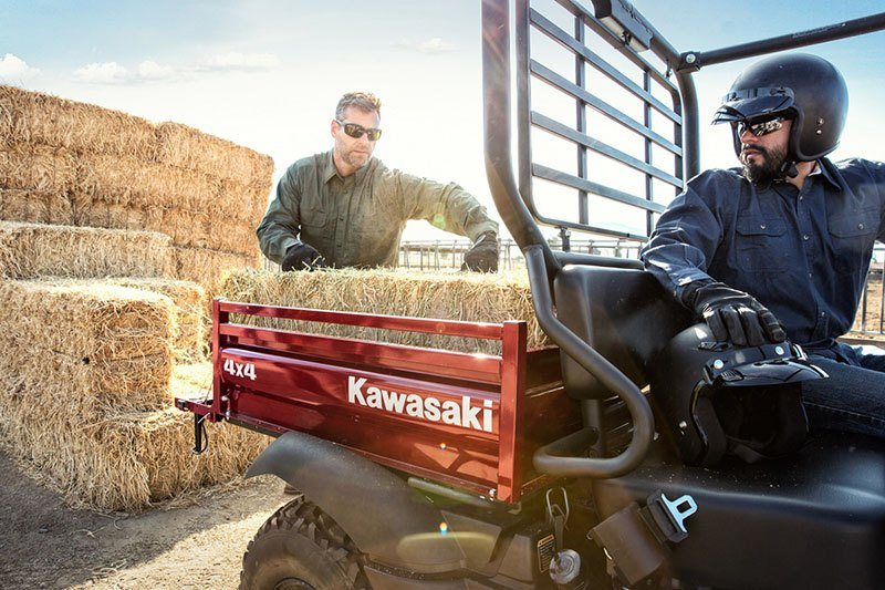 2018 Kawasaki Mule SX 4X4 in Kingsport, Tennessee - Photo 10
