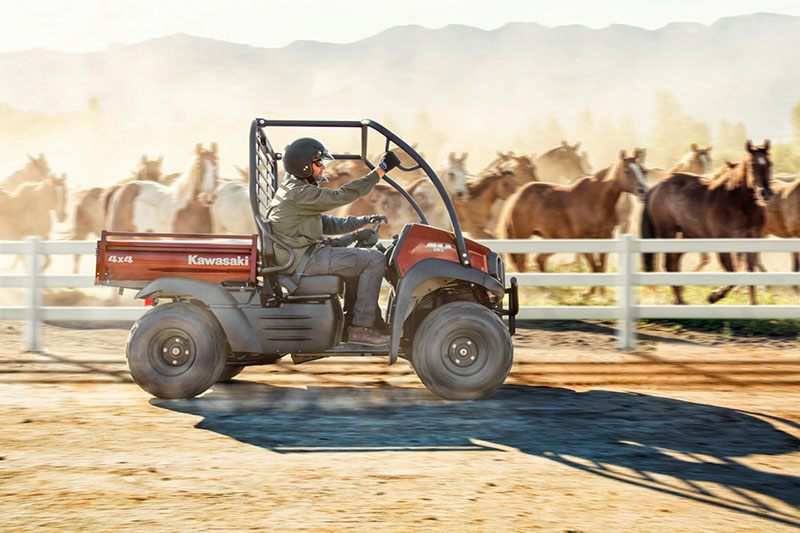 2018 Kawasaki Mule SX 4X4 in Clearwater, Florida