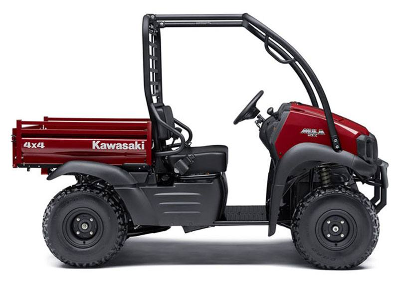 2018 Kawasaki Mule SX 4X4 in North Reading, Massachusetts - Photo 1