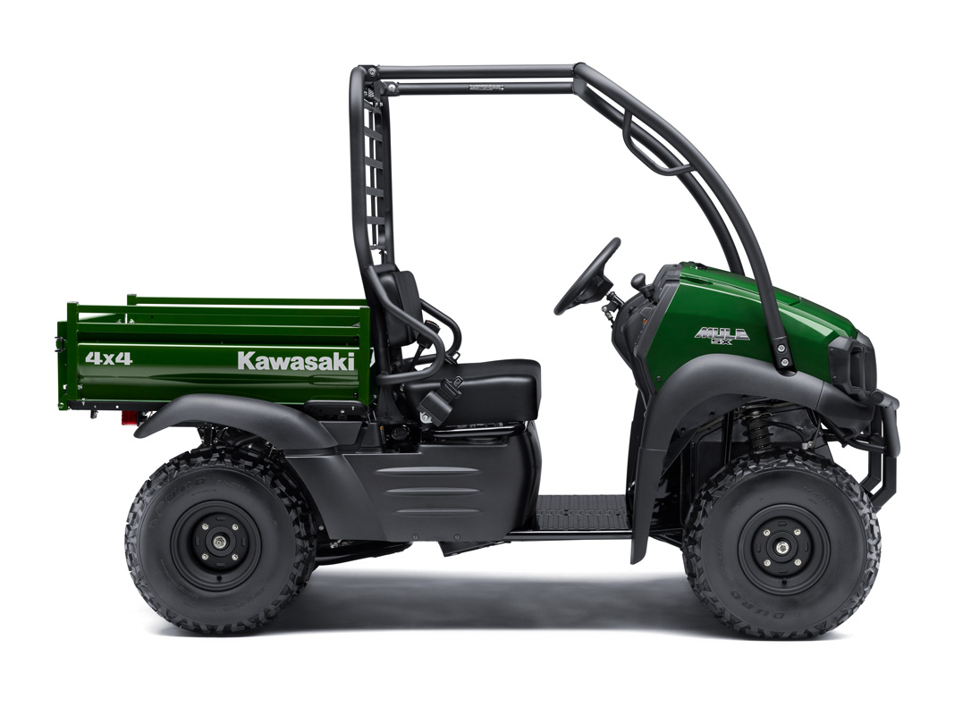 2018 Kawasaki Mule SX 4X4 in Harrisburg, Illinois