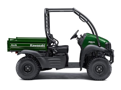 2018 Kawasaki Mule SX 4X4 in San Jose, California