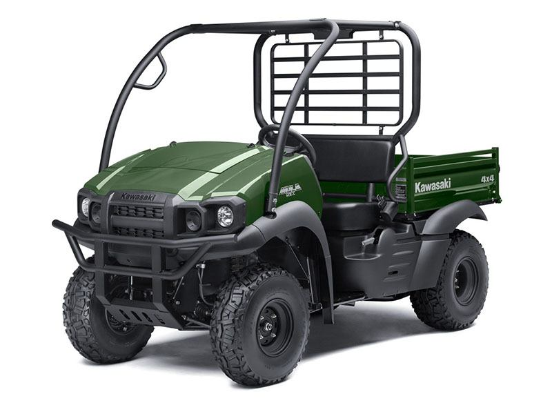 2018 Kawasaki Mule SX 4X4 in South Haven, Michigan - Photo 3