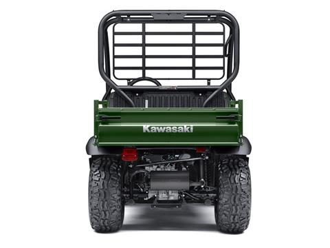 2018 Kawasaki Mule SX 4X4 in Petersburg, West Virginia