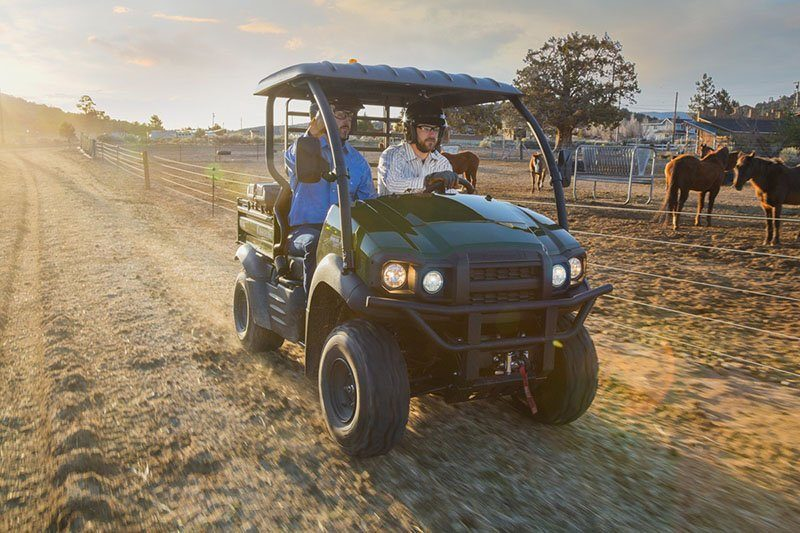 2018 Kawasaki Mule SX 4X4 in La Marque, Texas - Photo 8