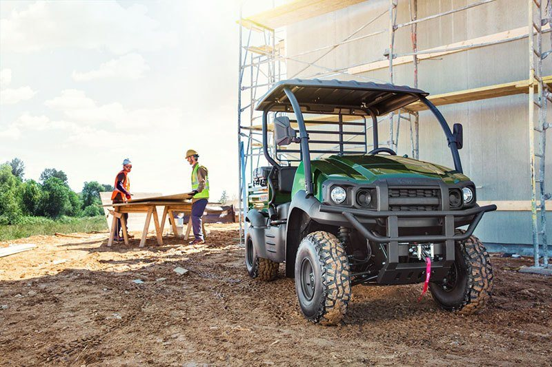2018 Kawasaki Mule SX 4X4 in La Marque, Texas - Photo 10
